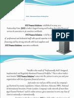 XYZ Financials Profile.ppt