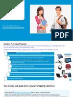 HP Student Purchase Program
