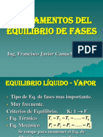 Cap_5_Equilibrio de fases.pps
