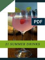 21 Summer Drinks