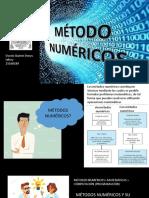 METODOS NUMERICOS- NONLIN
