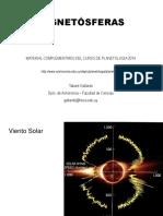 Magnetosferas 2014