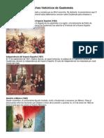 Hechos históricos de Guatemala.docx
