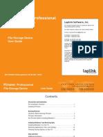 PCmover Pro FileStorageDevice En