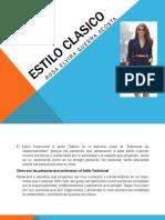 ESTILO CLASICO_ROSA ELVIRA GUERRA.pptx