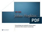 Johns Hopkins Fact Book