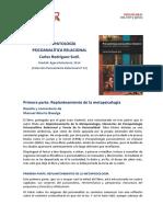 Aburto Review CRSutil Psicopatologia-Psa-Rel Primera-parte CeIR V9N2