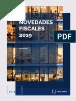 Cuaderno de Novedades Fiscales 2019
