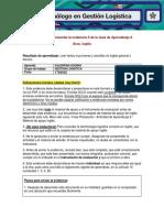 Formato Evidencia 6.5 English