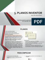 5. PLANOS EN INVENTOR.pptx