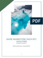 Bank Marketing Data Set Analysis