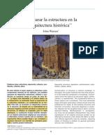 2012-Restaurar La Estructura en La Arquitectura Historica