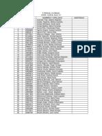 Distribucion Para V Parcial Farmacologia 2018