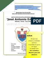Carpeta Pedagogica 2017 JOELITO-Original