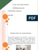 Presentacion Experiencia_ Comunicacion y Educacion