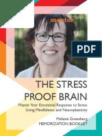 Stress Proof Brain - Mentorbox