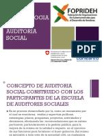 Metodologia Para La Auditoria Social