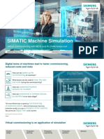 SIMATIC Machine Simulation