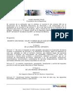 LEY IVA GO 38625 130207 Decreto 5189