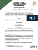 PROYECTO ACUERDO  ESTATUTO RENTA MUNICIPAL APARTADO 2018 ACTUALIZADO.pdf