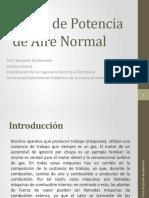 Tema 2 - Ciclos de Potencia de Aire Normal