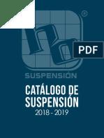 Catalogo Suspencion HO 2018-2019