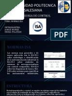 Normas-ISA_PILATAXI_NUÑEZ.pptx