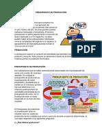 PRESUPUESTO DE PRODUCCIÓN trabajo.docx