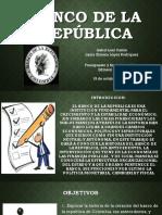 Banco de La República (1)