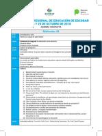 Agenda Completa Congreso Regional de Educación