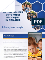 Prezentare Viziune EducațiaNeUnește 16.05.2019