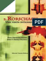 Psicodiagnostico De Rorschach Una vision integradora - Fernandez y Pardilla.pdf