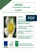 Conclusiones Jornada CB 7 Mayo 14
