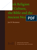 Bremmer - Greek Religion and Culture, the Bible and the Ancient Near East-Brill Academic Pub (2008).pdf