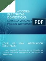 Inst. Electricas Domiciliarias
