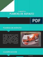 Plantas de Asfalto