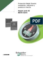 MG - Instalacion, utilizacion y puesta en marcha SEPAM Serie 40.pdf