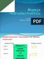 MANEJO HIDROELECTROLITICO 1