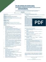 Convocatoria FSPE Mayo 2019 Nuevo Gto