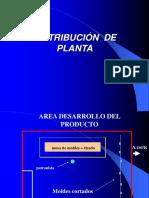 Distribucion de Planta Empresa Confecciones