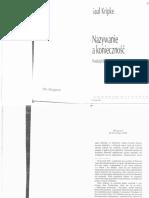 Kripke - Nazywanie a konieczność.pdf