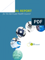 Actuarial Report 2018 Bermuda Health Council