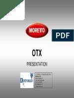 Lezing Moretto OTX Droogtrechters - Veldhoven 2011