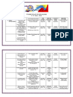 Work Plan in English s.y. 2018-2019