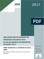 PMRS 2017- TULIS COMERCIO Y SERVICIOS EIRL - TULIS+.pdf