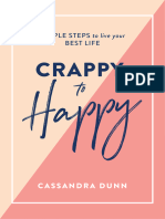 Crappy to Happy - Cassandra Dunn