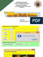 JRadio Button