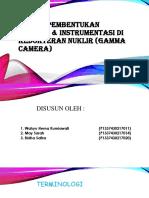 Gamma Kamera Kelompok 6 2D