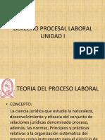 Procesal Laboral Unidad 1