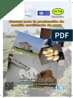 Manual Aeroponia Para Producción de Semilla de Papa(Centro Int)